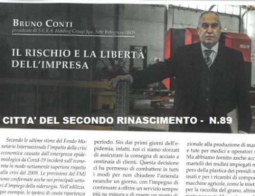 IL RISCHIO E LA LIBERTA' DELL'IMPRESA